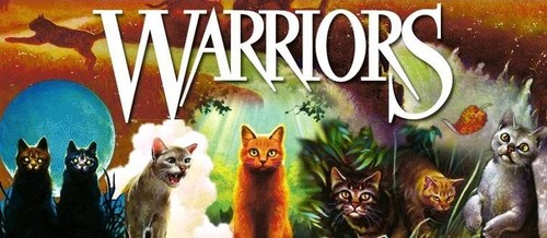 Warrior cat logo 1