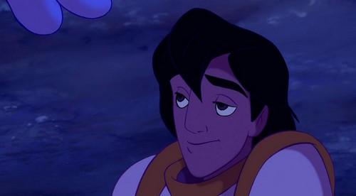 Wet Aladdin