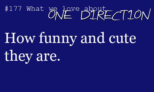 What We amor About Niall Horan