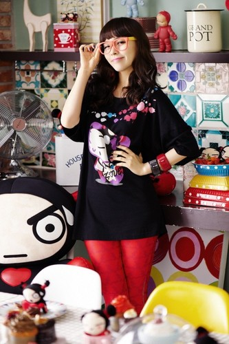 Wonder Girls for Pucca