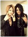 Yo & Masashi (Versailles)