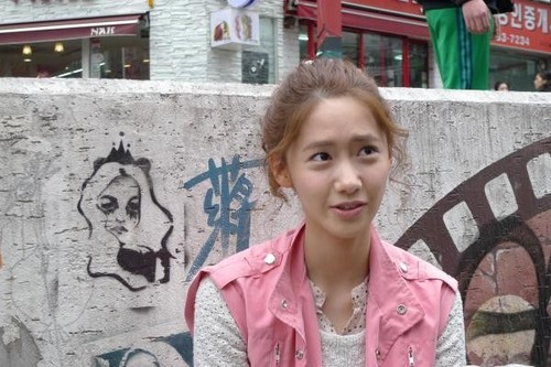 Yoona 'Love Rain' Behind The Scene चित्रो