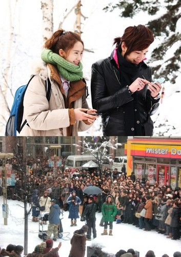 Jang Keun-Suk & Yoona