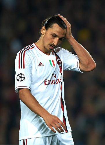 Z. Ibrahimovic (Barcelona - AC Milan)