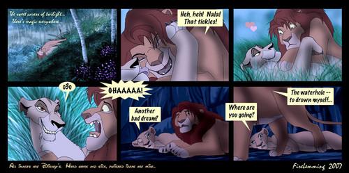 Zira & Simba