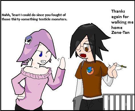 Zone-Tan fanart