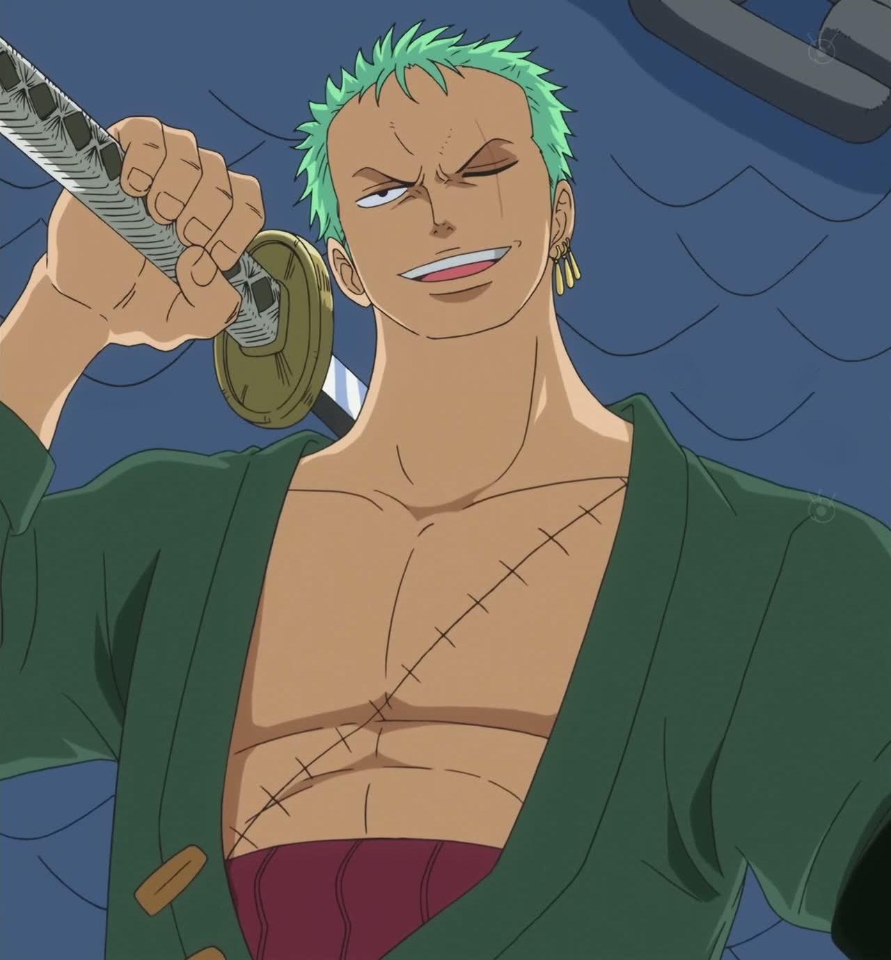 Zoro - One Piece Photo (30307459) - Fanpop
