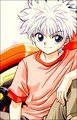 all for killua
