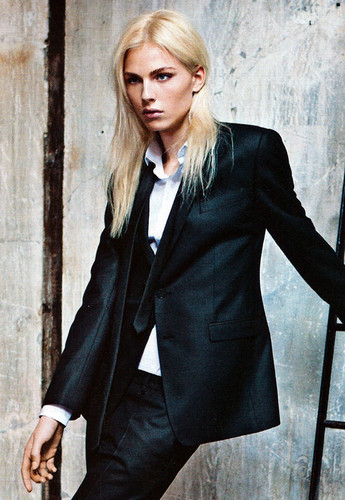 andrej pejic wallpaper containing a business suit, a suit, and a well dressed person titled andrej pejic