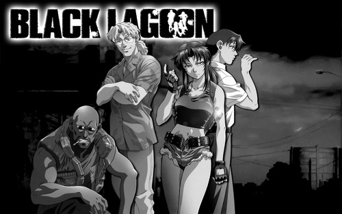 Black Lagoon wallpaper titled black lagoon