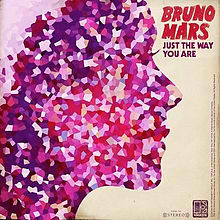 bruno mars just the way 당신 are