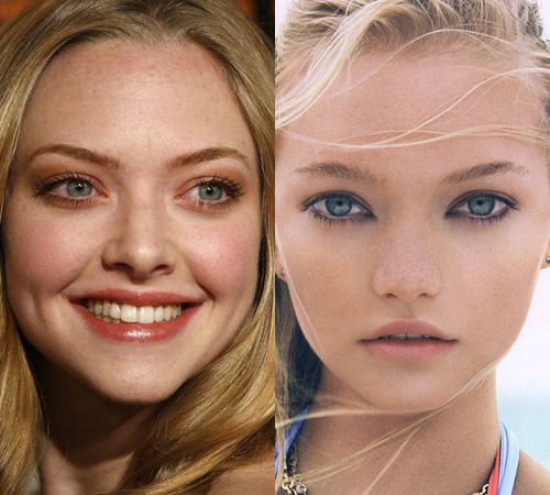 celebrities that look alike