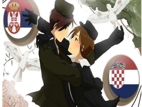 croatia serbia (pairing ocs)