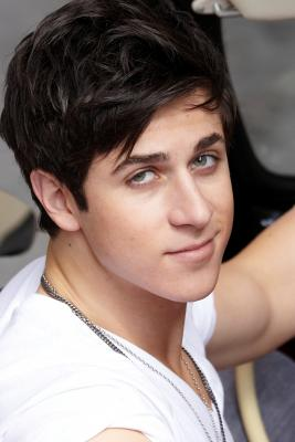 David   David Henrie Fan Club Photo