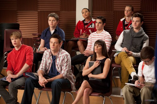 Glee 3.15 stills