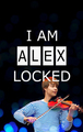 i am Alex locked - alexander-rybak fan art