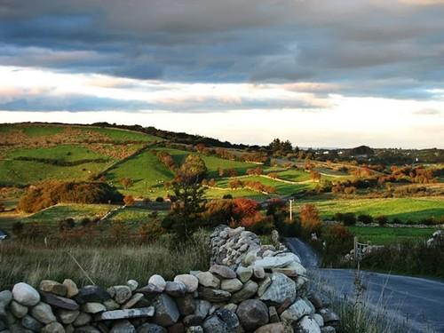 ireland beautiful scenery