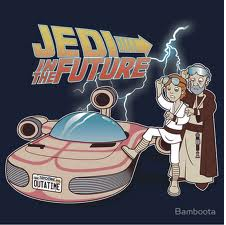 jedi to the future