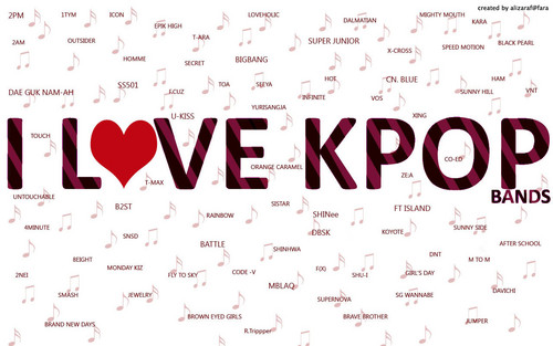 kpop - kpop Wallpaper