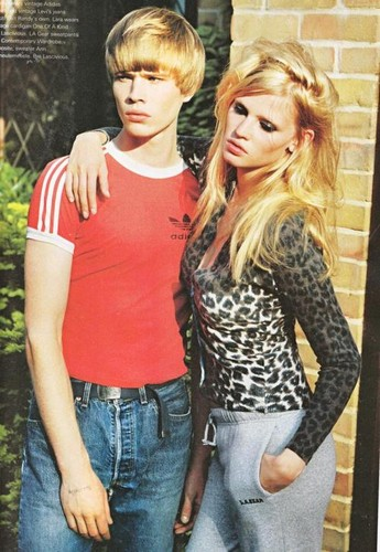 lara stone and randy johnston