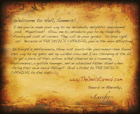 letter from lucifer