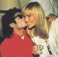 michael kissing christine decroix - michael-jackson photo