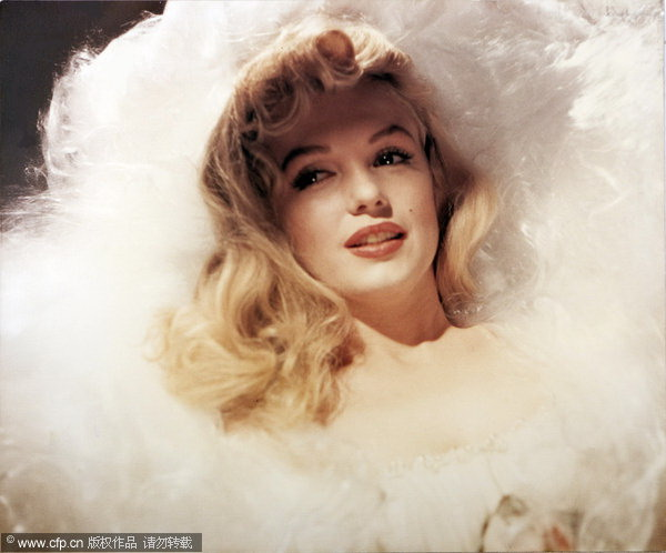 never-seen-before images of Marilyn Monroe