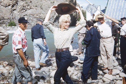 never-seen-before تصاویر of Marilyn Monroe