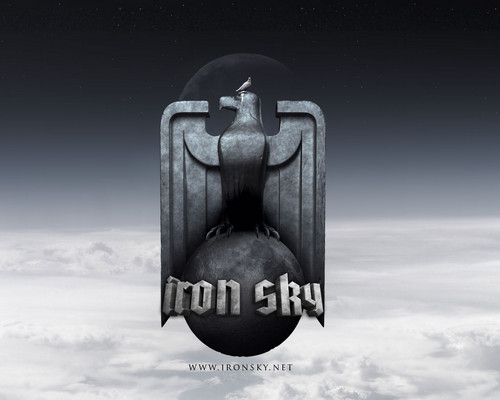 Iron Sky wallpaper called poster
