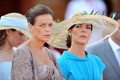 princess caroline and stephanie - princess-caroline-and-stephanie photo