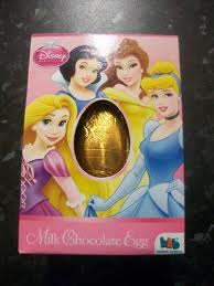 princesses emas easter egg