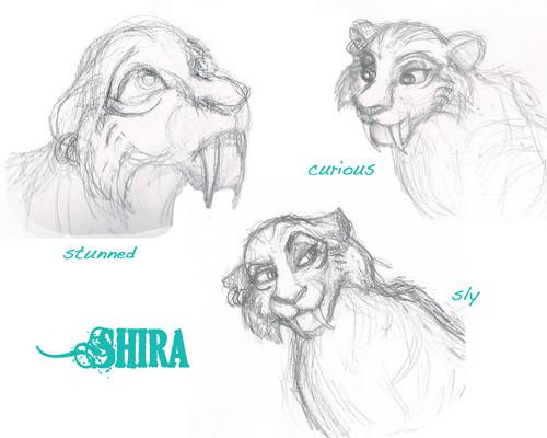 shira her glory
