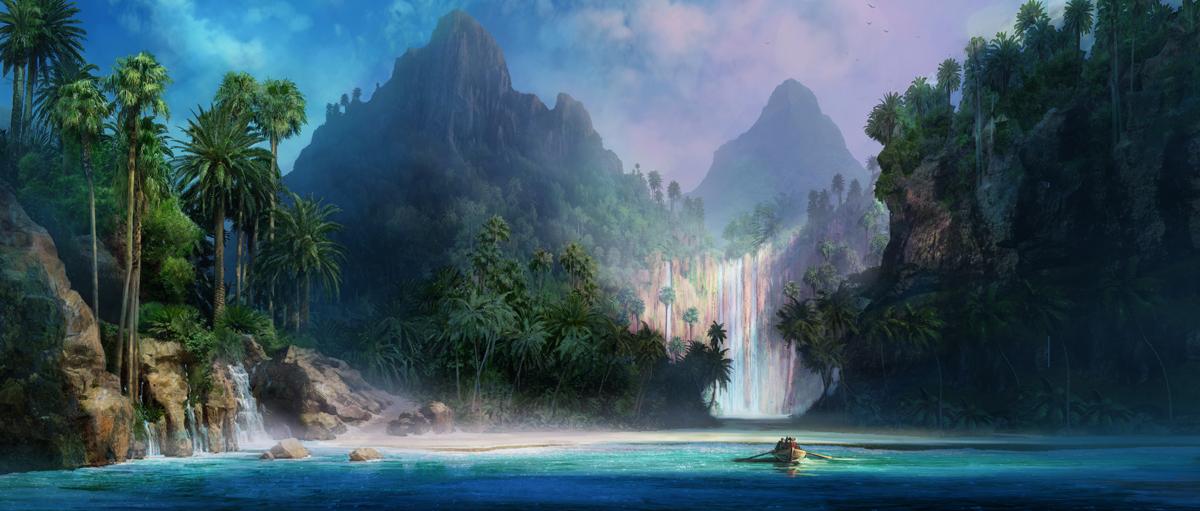 The Enchanted Island Movie