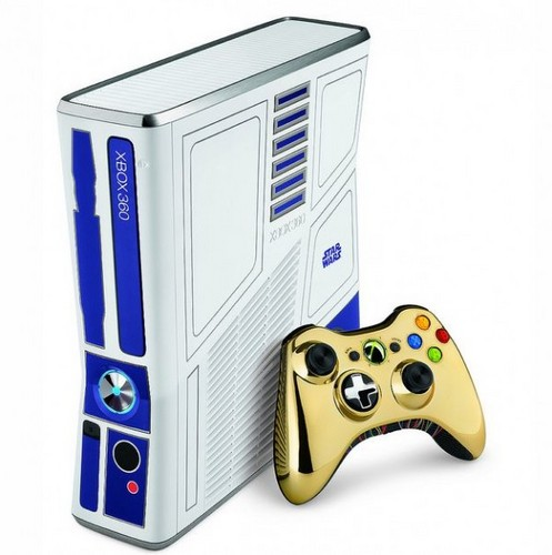 xbox 360 ster wars edition