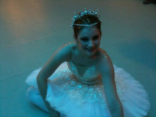 xenia as princess auora da2 - dance-academy Photo
