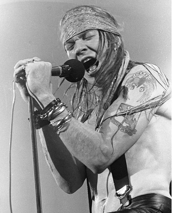 Axl Rose Images Axl Rose Hd Fond D Ecran And Background Photos
