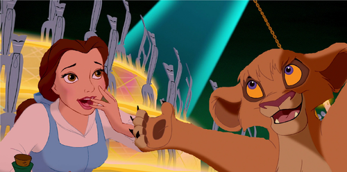 """Belle, I'm a Big Girl Now!"""