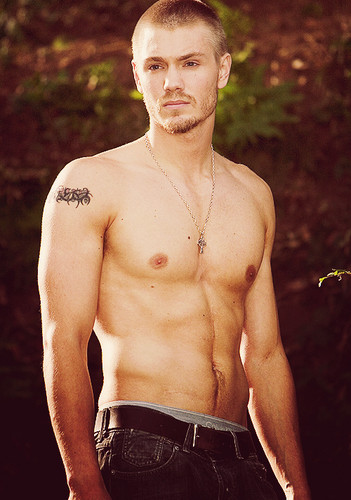 Chad Michael Murray wallpaper possibly containing a hunk and a six pack titled ϟ Chad ϟ