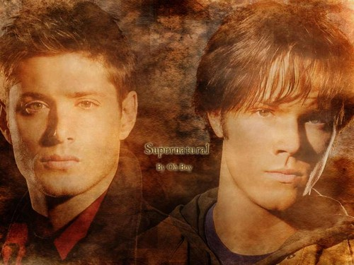 ~Dean and Sam~ - supernatural Wallpaper