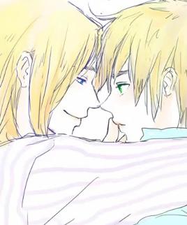 ~Francis & Arthur~
