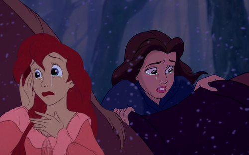 """I Think We're Lost, Ariel..."""