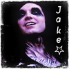 Jake Pitts photo possibly with a videocassette called ☆ Jake ☆