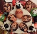 ☆ Kiss Easter eggs ☆