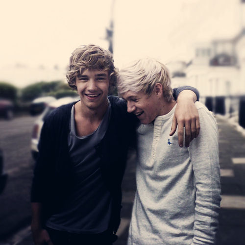 ♥ Liam and Niall ♥