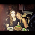 """My girl @sarahbolger ❤"" - emily-osment photo"