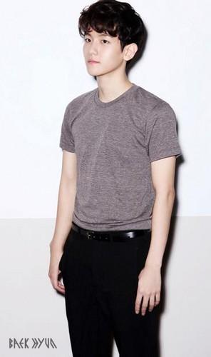 Official Website تصاویر Baekhyun