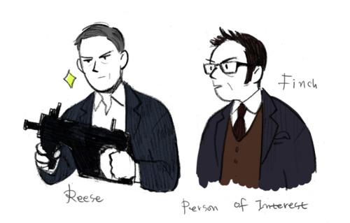 ღೋPerson of Interest