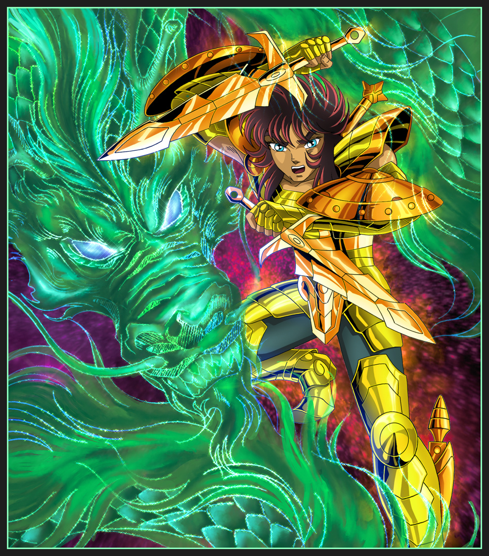 """Saint Seiya The Lost Canvas Images """"The Lost Canvas"""" HD"""
