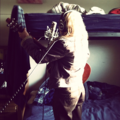 """""""We don need no mic stand."""" - emily-osment photo"""