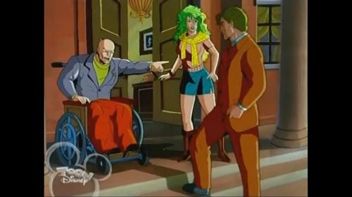 """X-men : The Animated Series"" screencaps"
